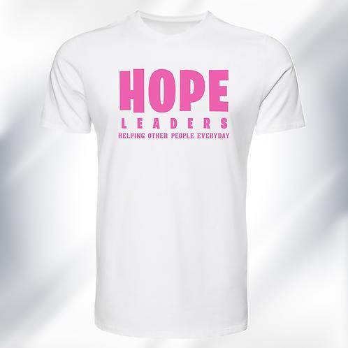 Hope Leaders  T-shirt (Adult Unisex)