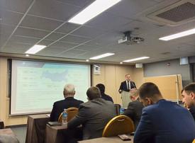Бизнес-форум по локализации корейских компаний судового комплектующего оборудования