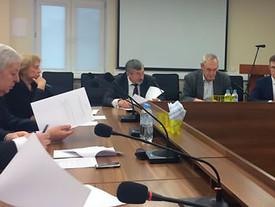 Заседание Академии Электротехнических Наук
