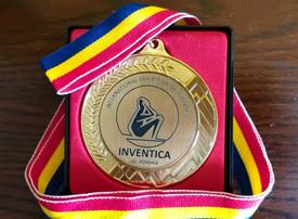 Инвентика-2019 принесла золотые медали