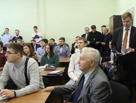 """Конференция, посвященная 40-летию АО """"ЦНИИ """"Курс"""""""