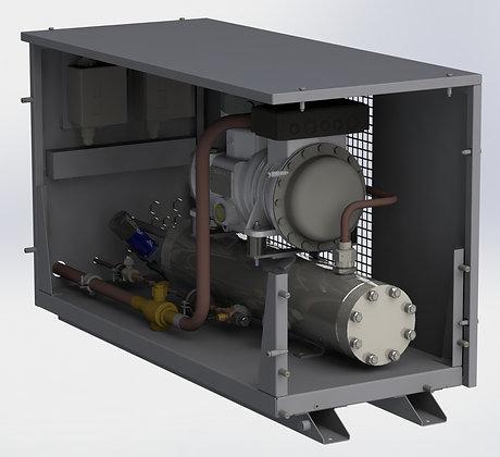 Судовые холодильные установки для охлаждения провизионных камер