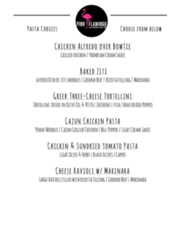 Carahills Pasta choices.jpg