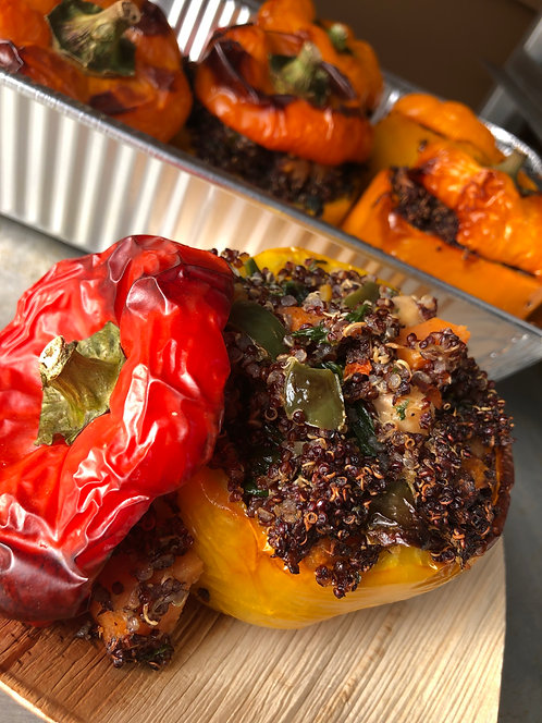 STUFFED BELL PEPPERS - 4CT