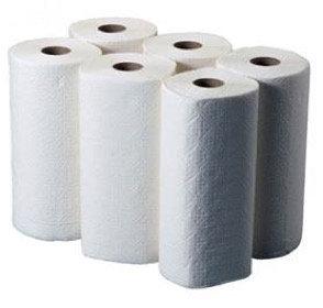 PAPER TOWEL 2PLY STANDARD ROLL