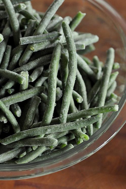 FROZEN WHOLE GREEN BEANS (2LB)