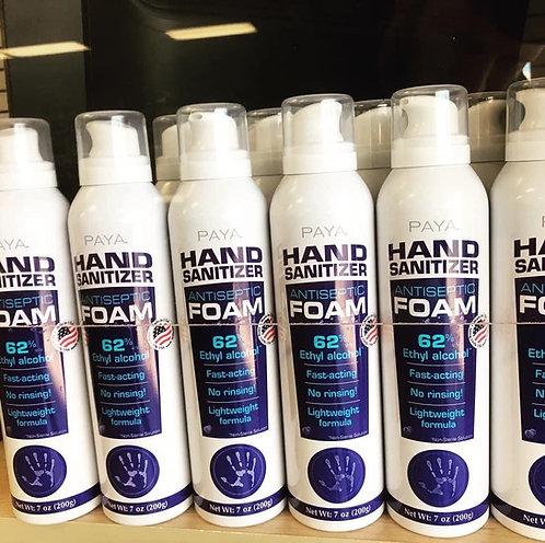 HAND SANITIZER - 7OZ FOAM