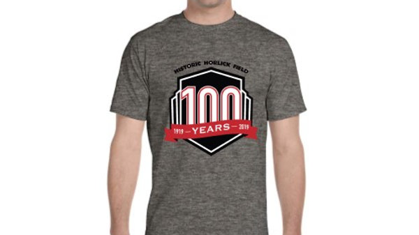 Horlick Field 100th Limited Edition Tee