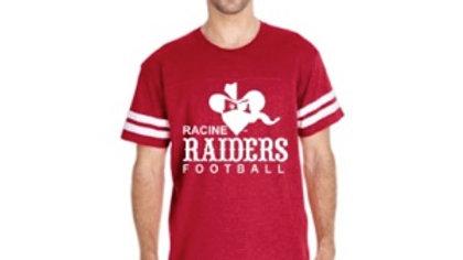 LAT Men's Football Fine Jersey T-Shirt 6937