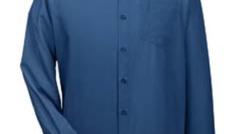M610 Harriton Men's Paradise Long-Sleeve Performance Shirt