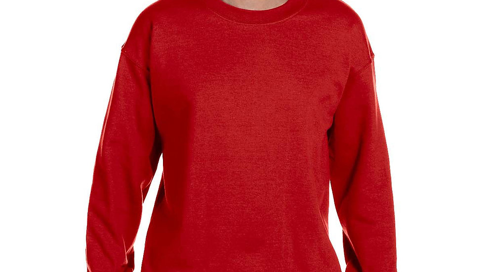 Gildan 180 Adult Heavy Blend™ Adult 8 oz., 50/50 Fleece Crew
