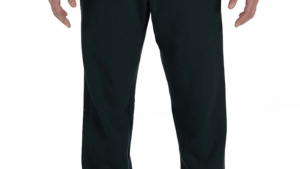 G184 Gildan Adult Heavy Blend™ Adult 8 oz., 50/50 Open-Bottom Sweatpants