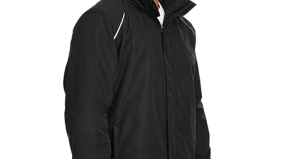 Ash City -Men's Profile Fleece-Lined All-Season Jacket