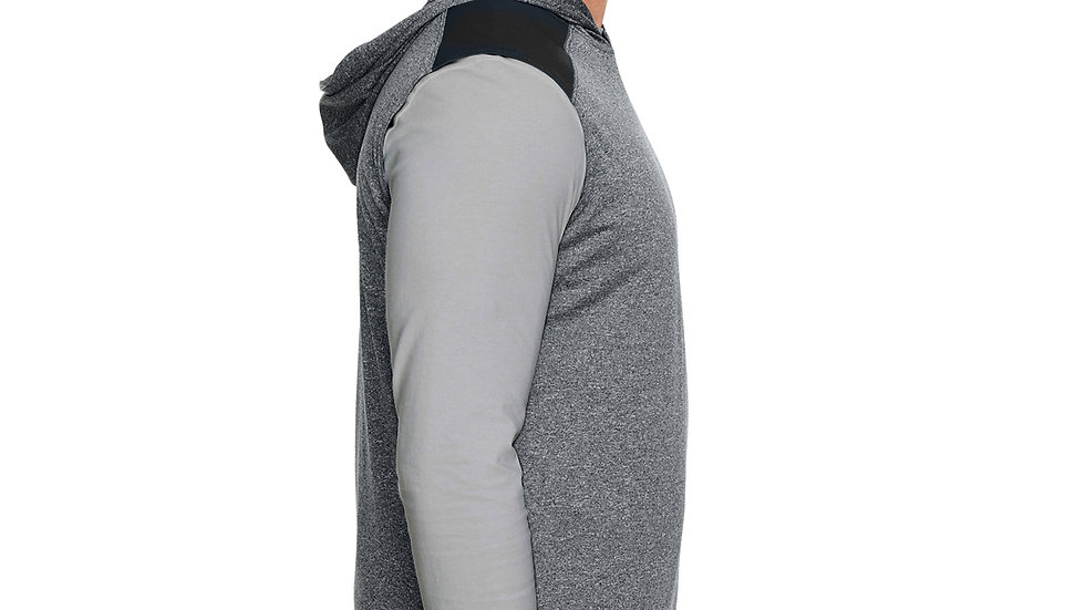 A4 Men's Tourney-Layering Sleeveless Hoodie 3031