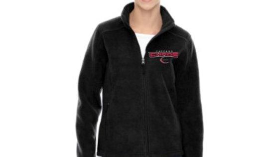 78190Prime Ash City - Core 365 Ladies' Journey Fleece Jacket