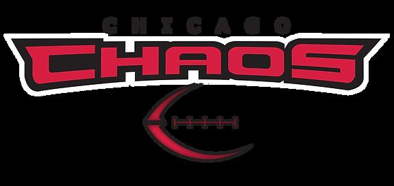 New Chicago Chaos Logo 300dpi -   Black.