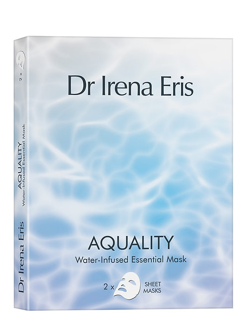 DR. IRENA ERIS – AQUALITY Water-infused Essential Mask