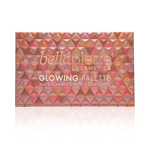 BELLAPIERRE - GLOWING PALETTE 1.0