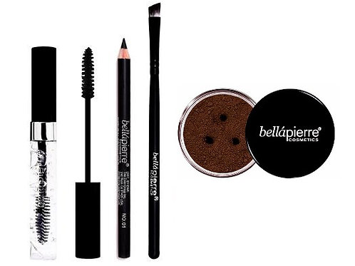 BELLAPIERRE- Eye & Brow Complete Kit