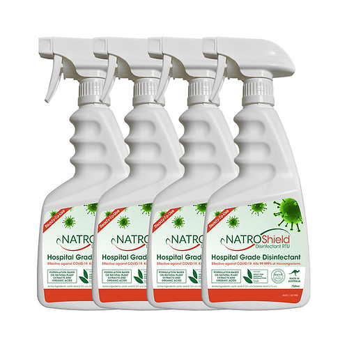 NATROSHIELD 750ML READY TO USE 4-PACK