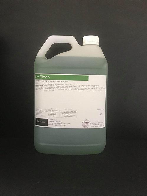 EZY CLEAN - DISHWASHING LIQUID 5L BULK BOTTLE