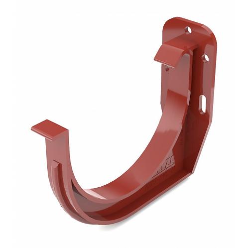 Тримач ринви ПВХ Bryza 150 157,7 мм червоний
