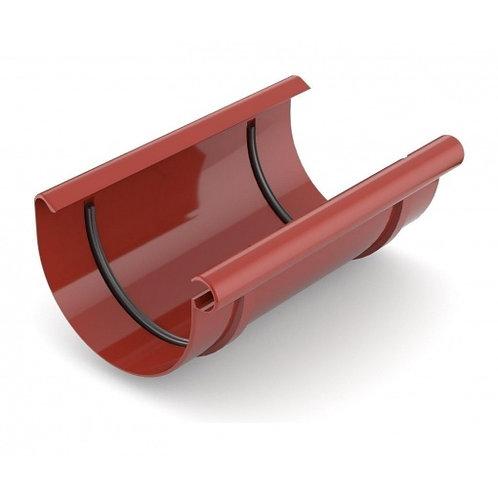 Муфта ринви Bryza 75 130 мм червоний