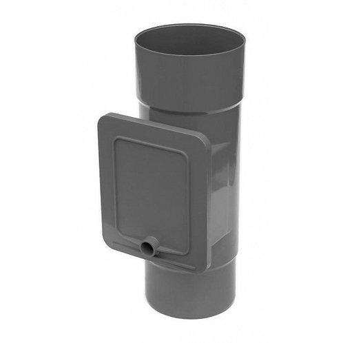 Люк для чистки Bryza  90,2 х63, 2 мм графіт