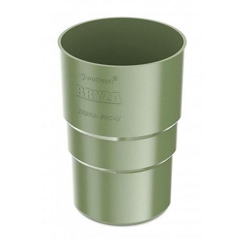 Муфта труби Bryza 125 90,2х145х84,5 мм зелений