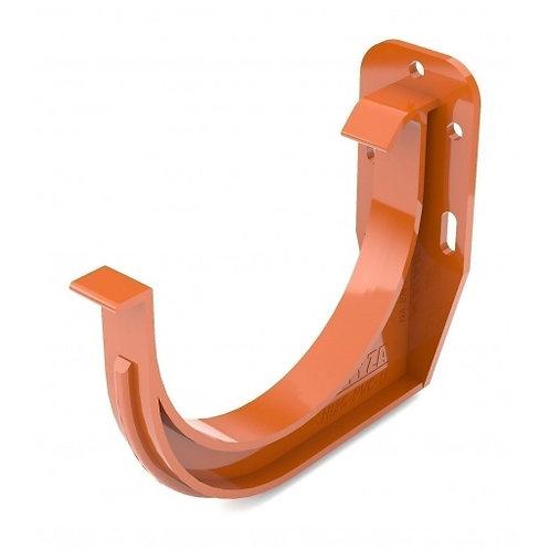 Тримач ринви ПВХ Bryza 125 135,3 мм цегляний