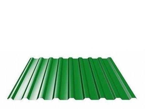 Профнастил Arcelor Mittal T10 зелений