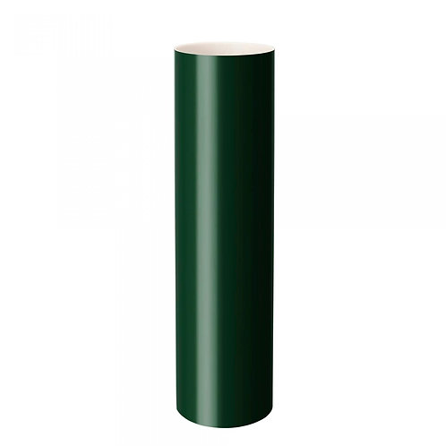 Труба водостічна Rainway 3 м 75 мм зелена