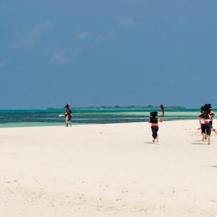 Kanuhura 5* Мальдивы — лучшие приключения для детей пока родители отдыхают