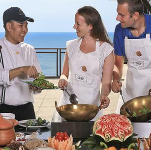 Посетите урок тайской кулинарии в Pimalai Resort & Spa, Таиланд