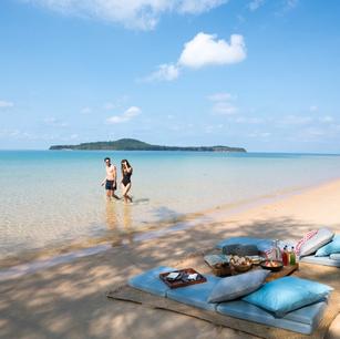 Камбоджа, Six Senses Krabey Island — безмятежный рай для активных и любознательных