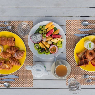 Завтрак от курорта Kanuhura —идеальное начало дня на любой вкус