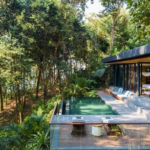 Six Senses Krabey Island — роскошный отдых в заботливой гармонии с природой