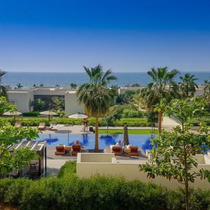 The Oberoi Beach Resort, Al Zorah — уединенный райский уголок, где не приходится скучать