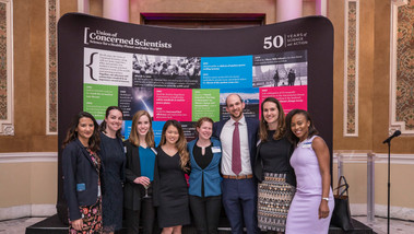 Union of Concerned Scientists' 50th Anniversary-Union Station Washington D.C.