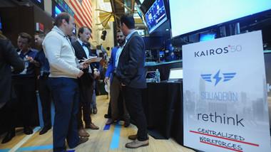 Kairos Society Global Summit-New York Stock Exchange NY, NY