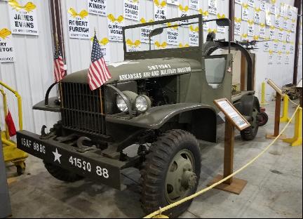 1943 Chevrolet M6 1.5 Ton Bomb Transport