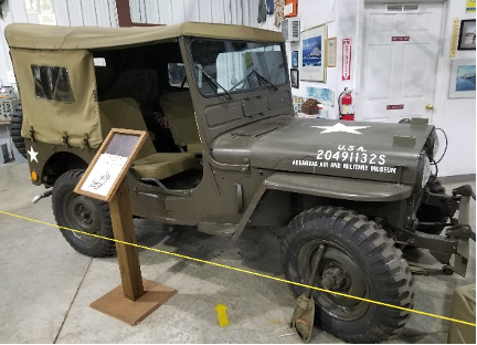 1951 Jeep Willy's M38