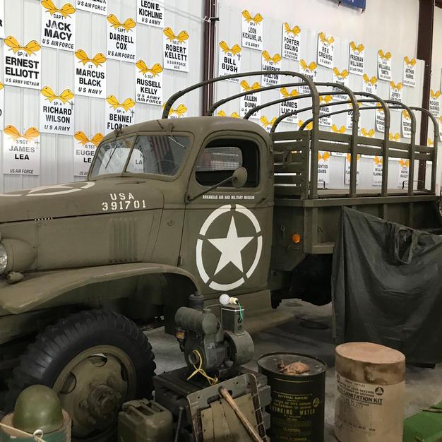 1942 GMC CCKW 2.5-ton Truck