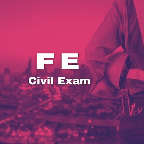FE simulation Civil  quizzes