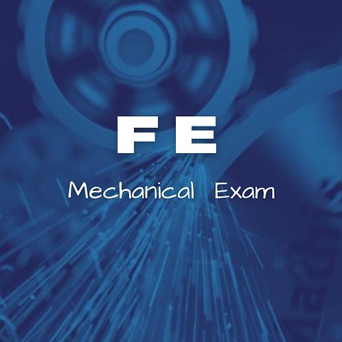 FE simulation Mechanical  quizzes