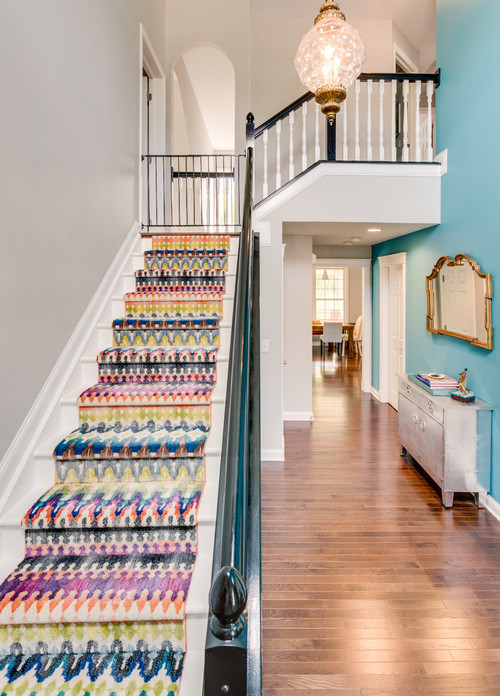 How To Choose A Stair Runner Rug