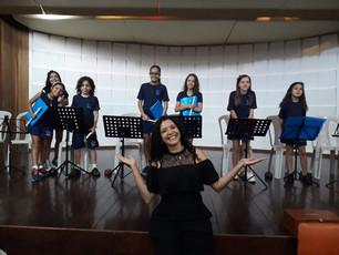 Regência  Coro de Flauta
