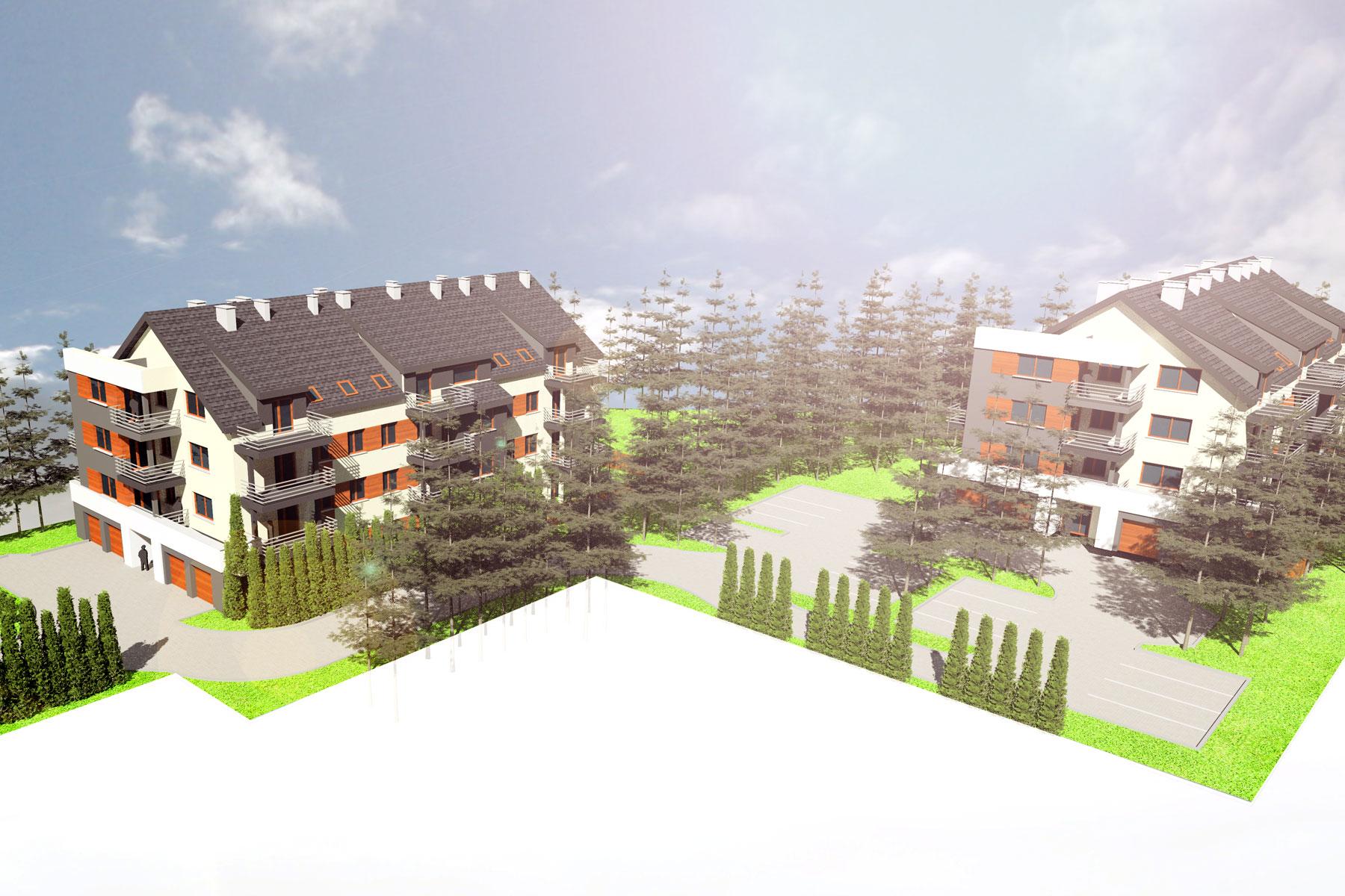 Nowe Mieszkania Gliwice - inwestycja