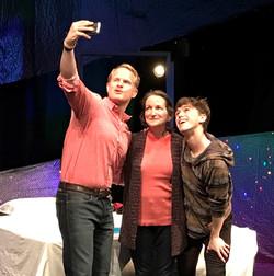 Andrew Glaszek, Laralu Smith and Tyl