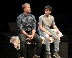 Andrew Glaszek and Tyler Jones